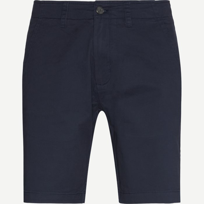 Shorts - Tailored fit - Blau