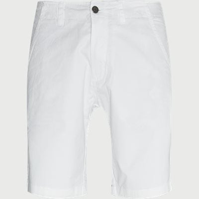 Even Tailored Chino Shorts Tailored fit | Even Tailored Chino Shorts | Hvid