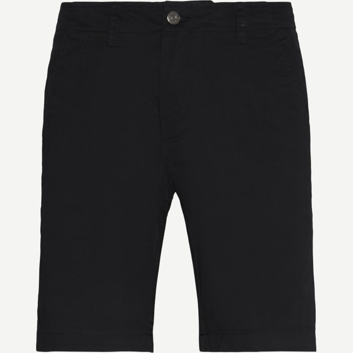 Shorts - Tailored fit - Schwarz