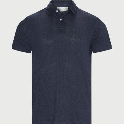 Bart Polo T-shirt Modern fit | Bart Polo T-shirt | Blå