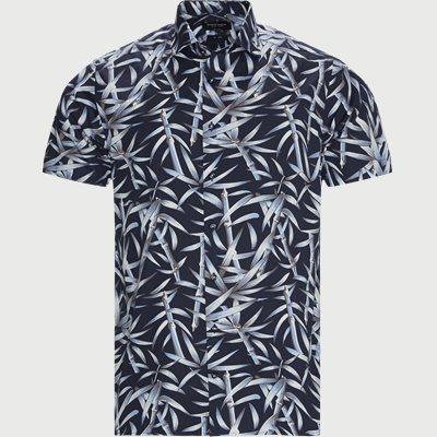 Bonanno Kortærmet Skjorte Modern fit | Bonanno Kortærmet Skjorte | Blå
