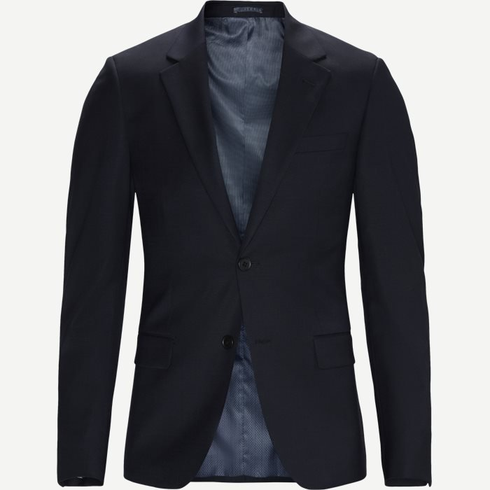 Hardmann Suit Blazer - Blazer - Slim - Blå