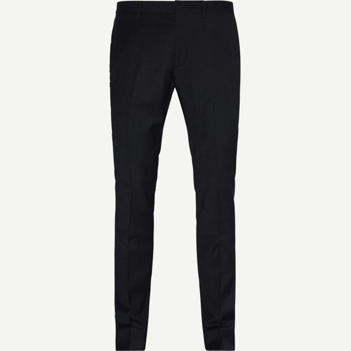 Hardmann Suit Pants - Bukser - Slim - Sort