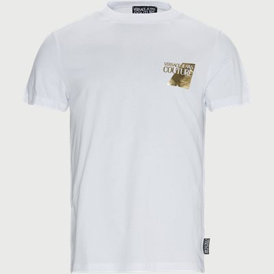 Jersey T.Mouse T-shirt Slim | Jersey T.Mouse T-shirt | Hvid