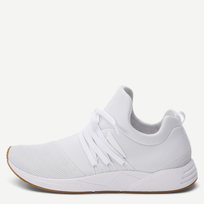 Raven Mesh S-E15 Sneaker - Sko - Hvid
