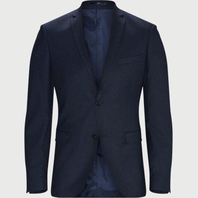 Slim | Blazer | Blau