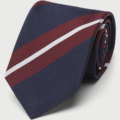 Les Deux X An Ivy Regiment Tie Les Deux X An Ivy Regiment Tie | Blå