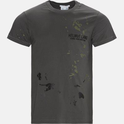 Regular fit | T-shirts | Grey