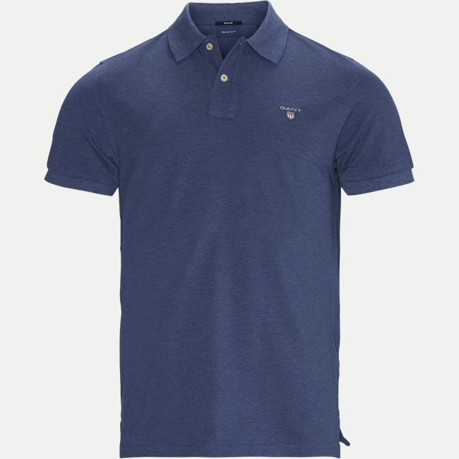 The Original Piqué SS Rugger Polo T-shirt