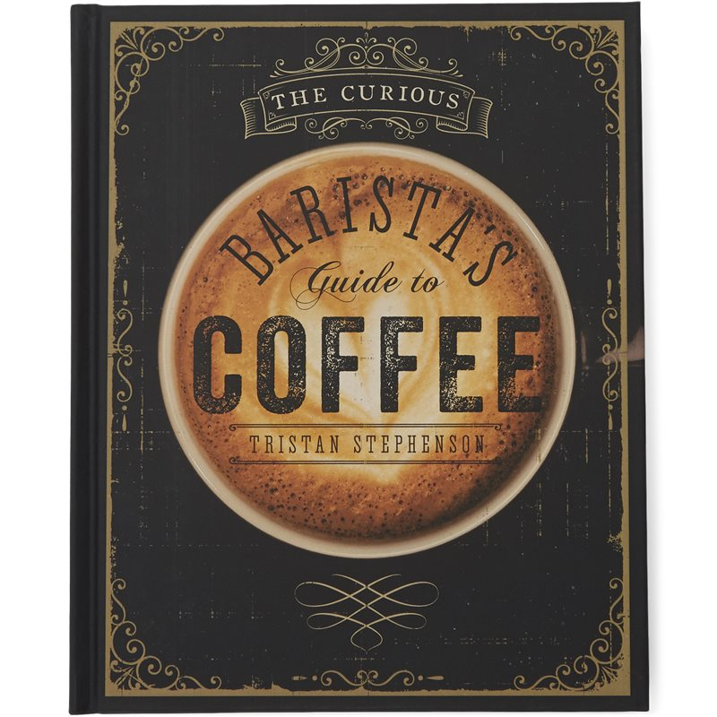New mags - the curious barista's guide to coffee fra new mags på kaufmann.dk