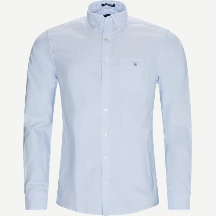 The Oxford Shirt - Skjorter - Regular - Blå