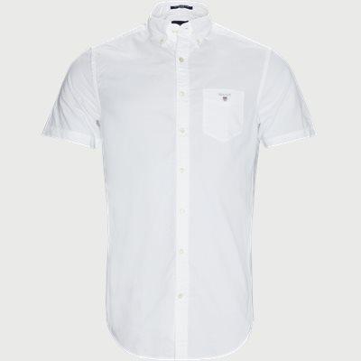 The Oxford SS Shirt  Regular | The Oxford SS Shirt  | Hvid