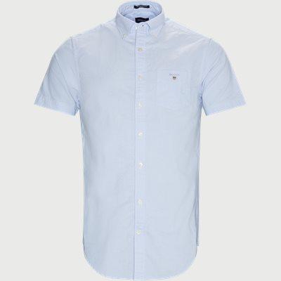 The Oxford SS Shirt  Regular | The Oxford SS Shirt  | Blå