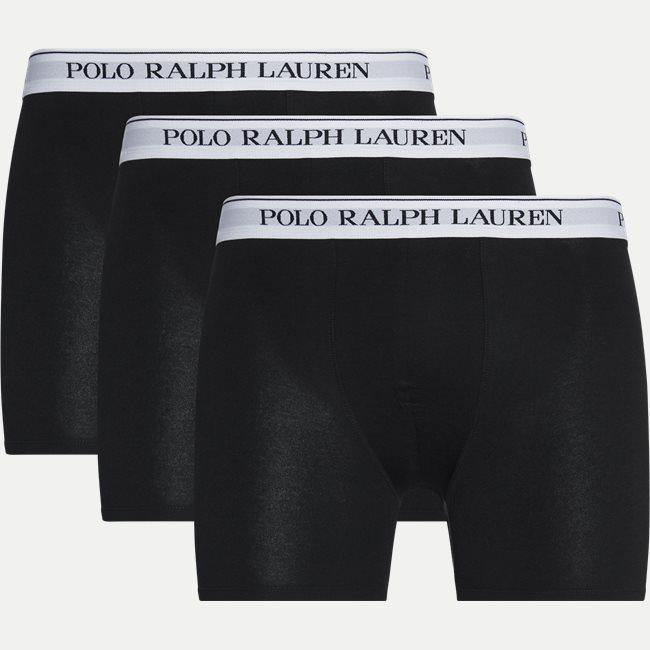3-Pack Stretch Cotton Boxer Briefs