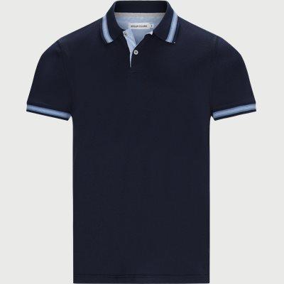 Fiji Polo T-shirt Regular | Fiji Polo T-shirt | Blå