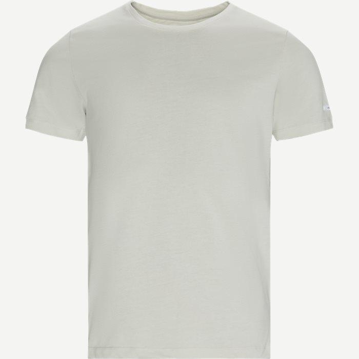 T-shirts - Regular - Sand
