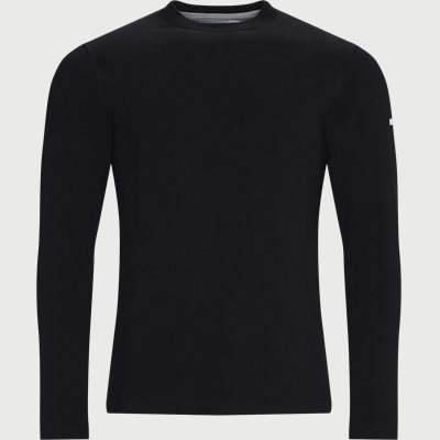 Heitur Sweatshirt Regular | Heitur Sweatshirt | Sort