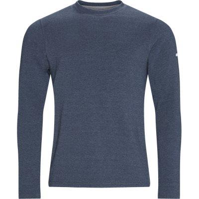 Heitur Sweatshirt Regular   Heitur Sweatshirt   Denim