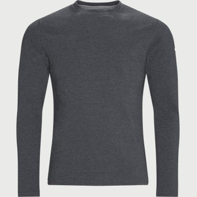 Regular | Sweatshirts | Grå