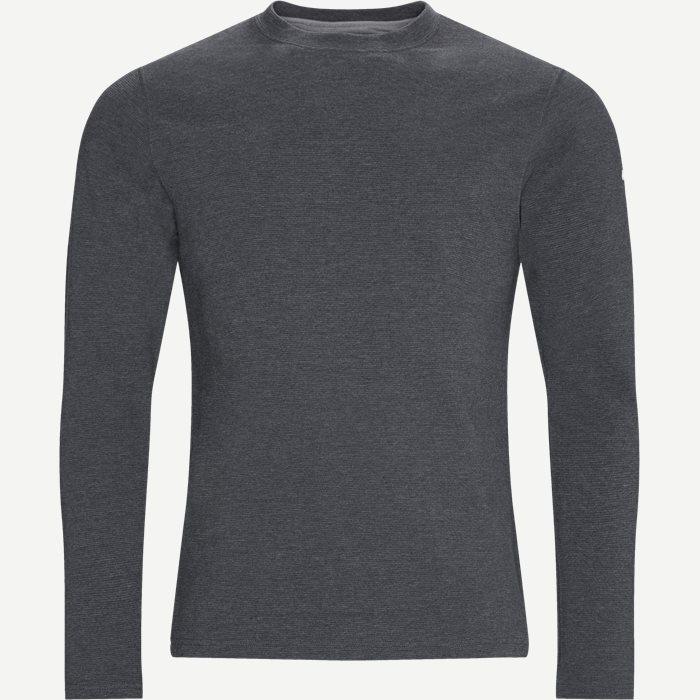 Heitur Sweatshirt - Sweatshirts - Regular - Grå