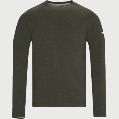 Heitur Sweatshirt Regular | Heitur Sweatshirt | Army