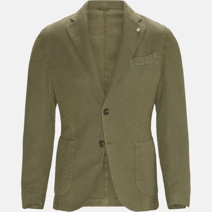 Blazer - Regular fit - Army