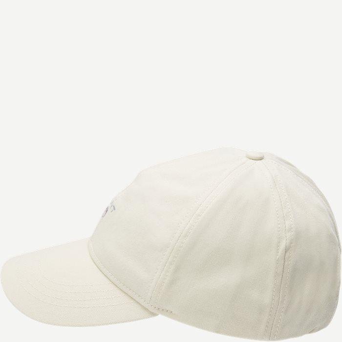 Gant Twill Cap  - Caps - Sand