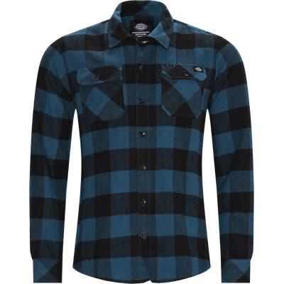 Sacramento Relaxed Shirt Relaxed fit | Sacramento Relaxed Shirt | Blå
