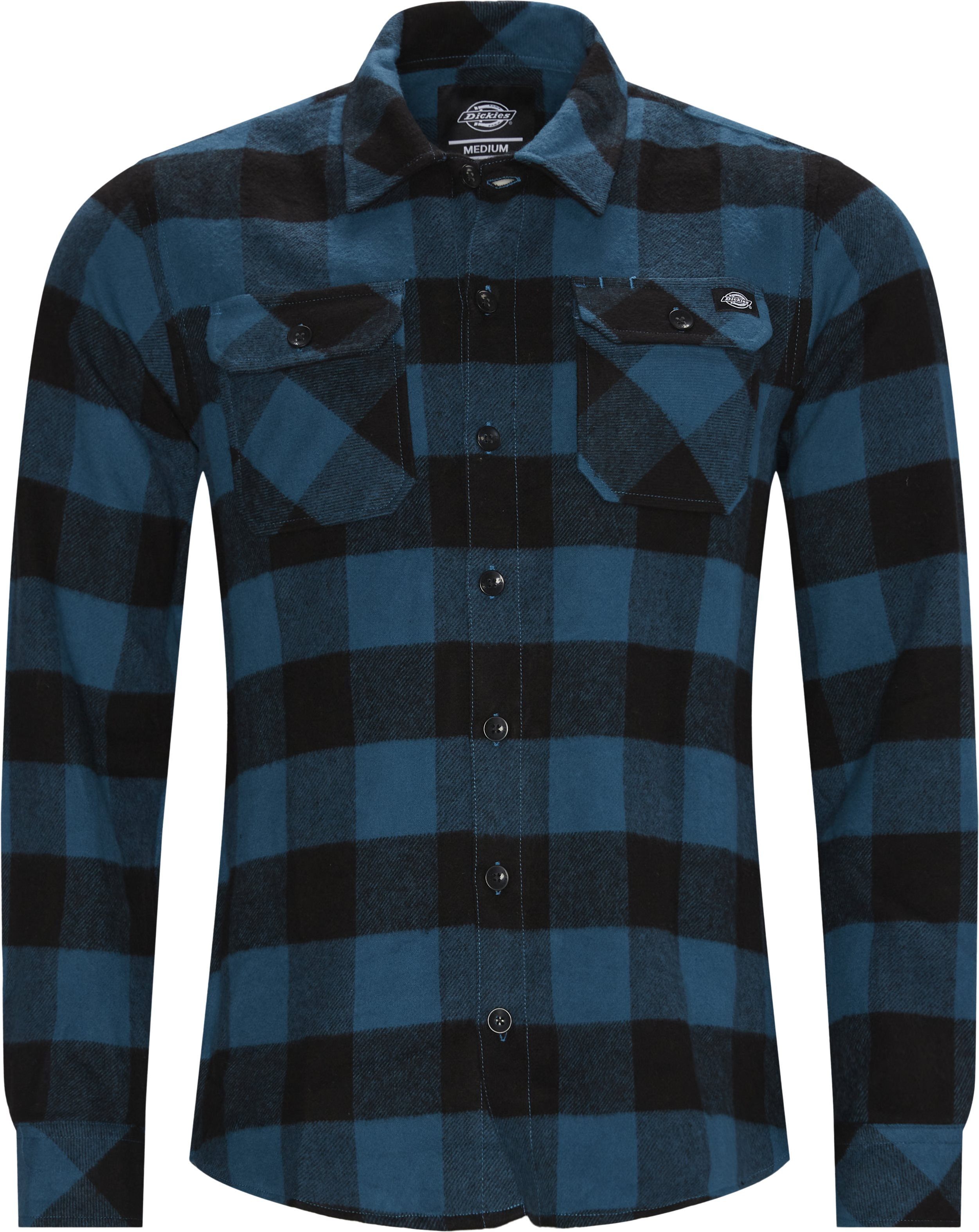 Sacramento Relaxed Shirt - Skjorter - Relaxed fit - Blå