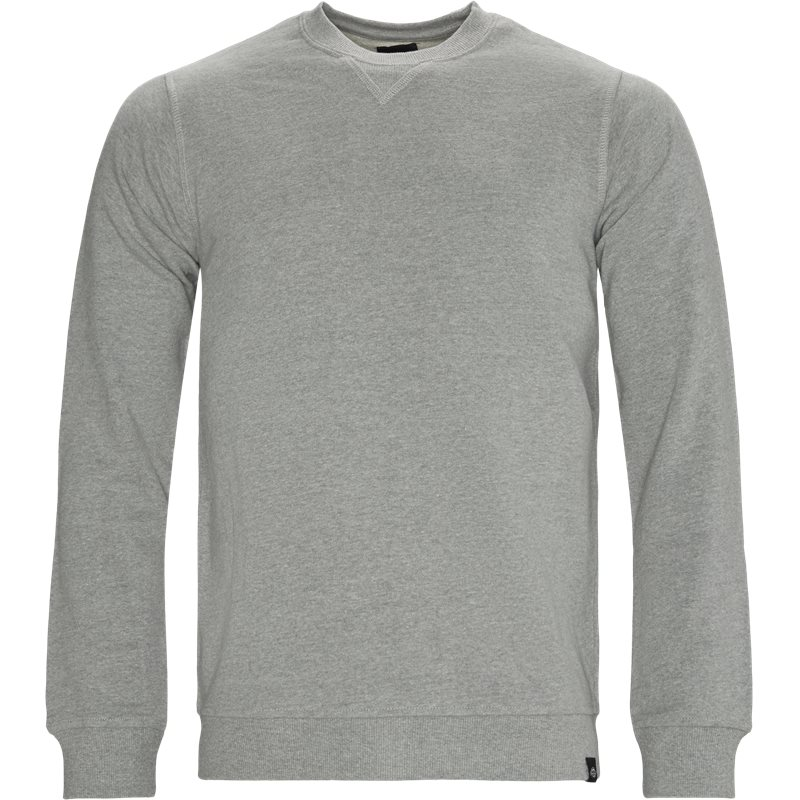 Dickies washington crew neck sweatshirt grå fra dickies fra quint.dk