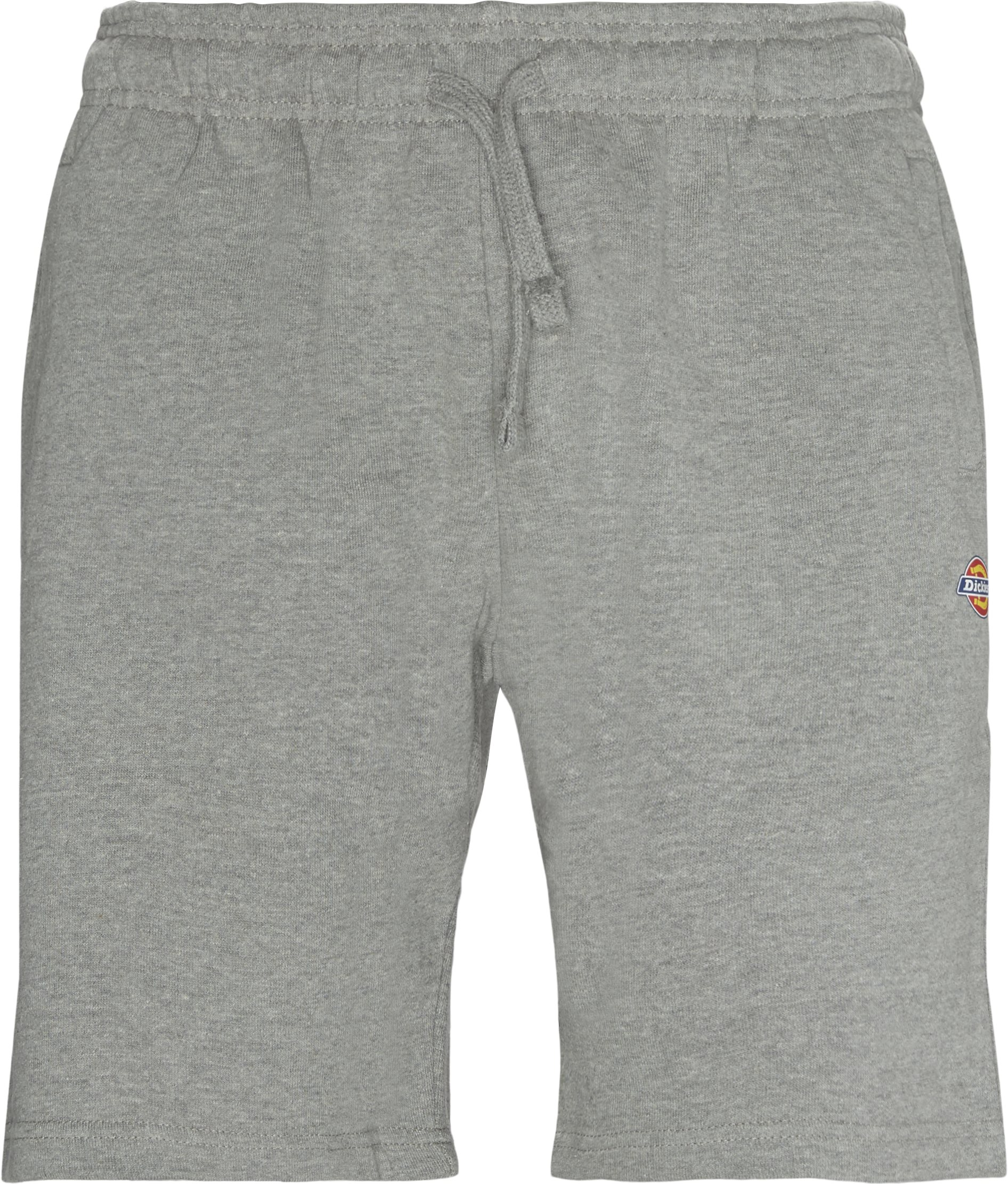 Glen Cove Jersey Shorts - Shorts - Regular - Grå