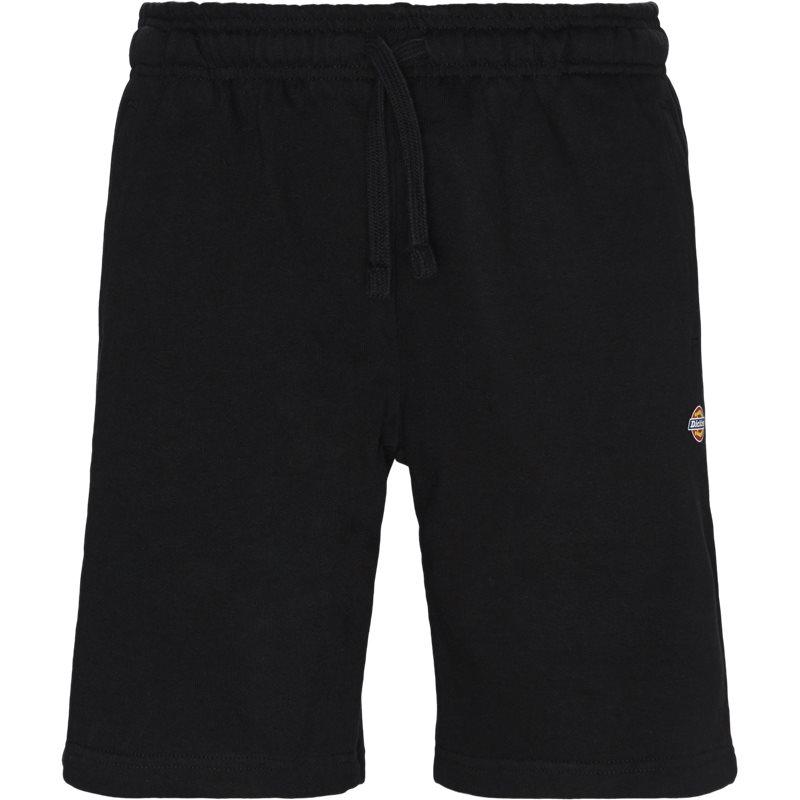 dickies – Dickies glen cove jersey shorts sort på quint.dk