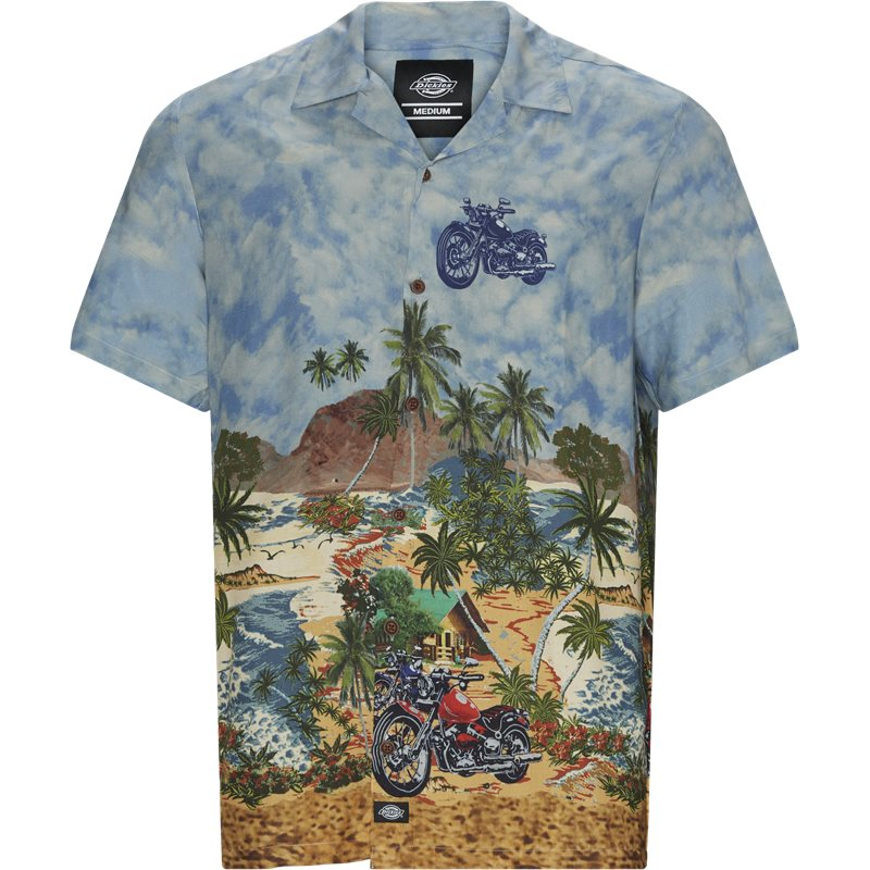 Billede af Dickies Cordele Shirt Blå