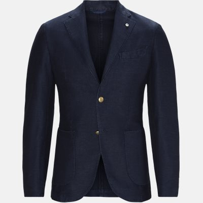 Regular fit | Blazer | Blå
