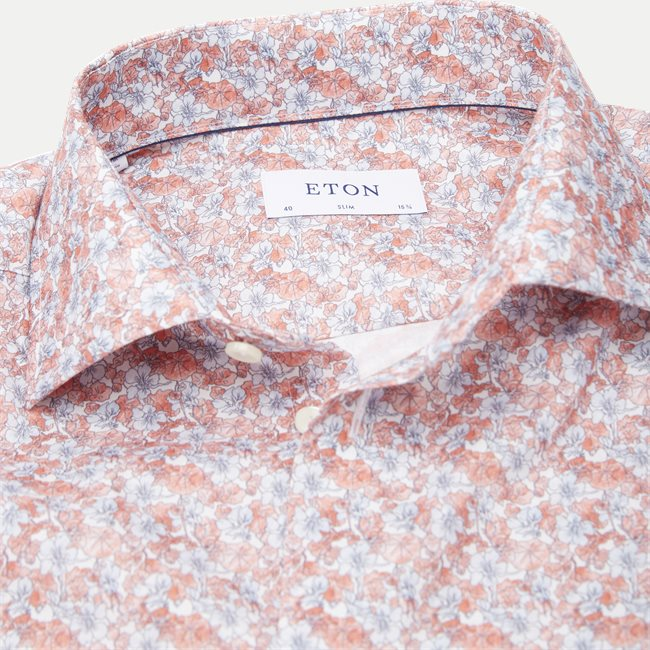 Flower Twill Shirt