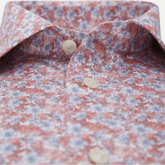6001 Flower Twill Shirt