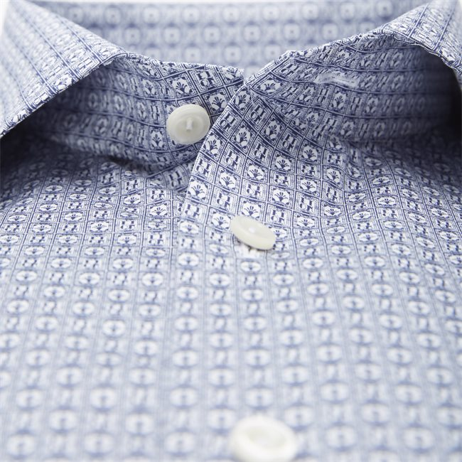2102 Poplin Skjorte