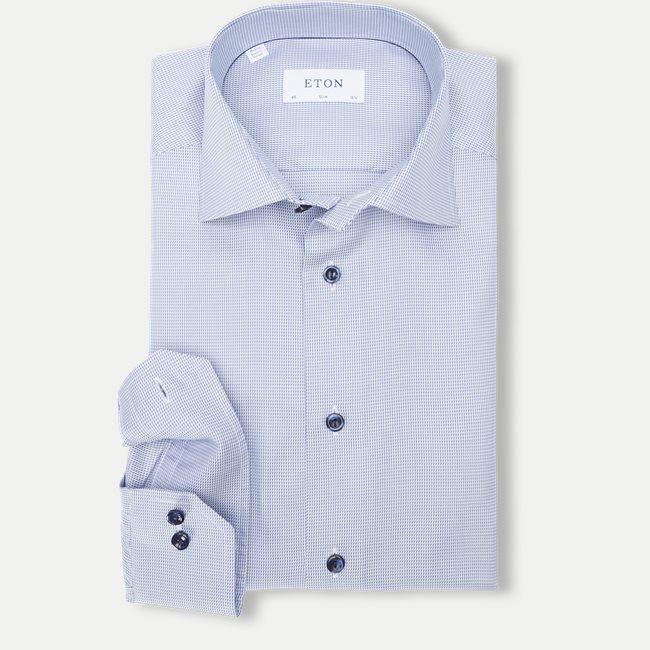 3169 Textured Twill Skjorte