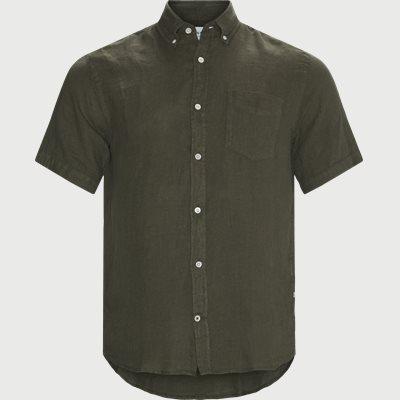Regular | Kortärmade skjortor | Armé
