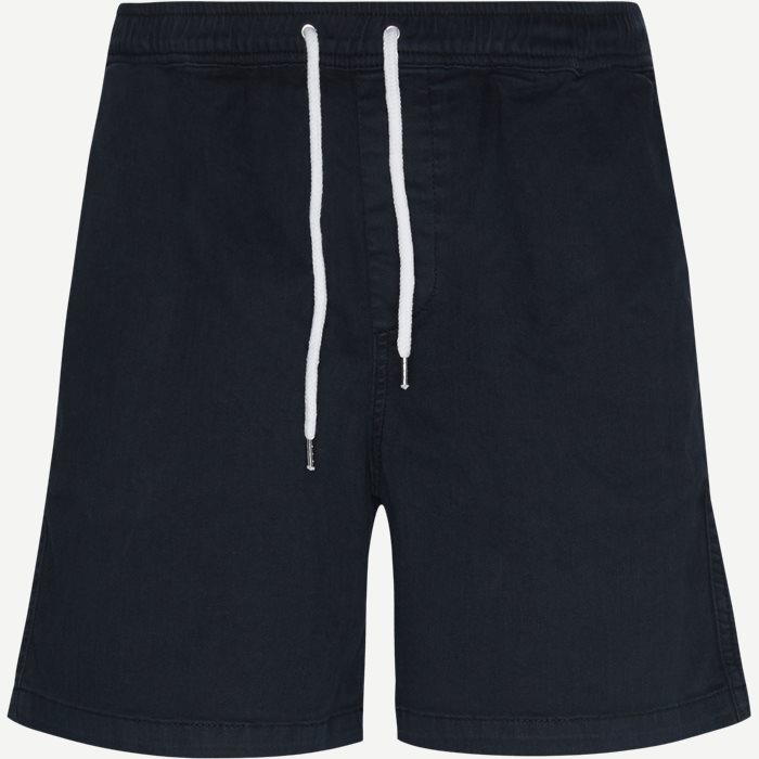Shorts - Regular - Blå