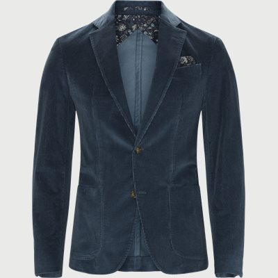 6261 Star Easy Blazer Regular | 6261 Star Easy Blazer | Blå