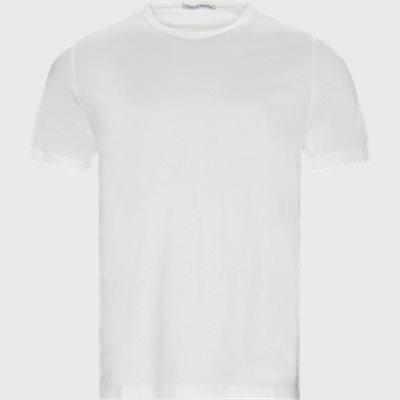 Slim | T-shirts | White