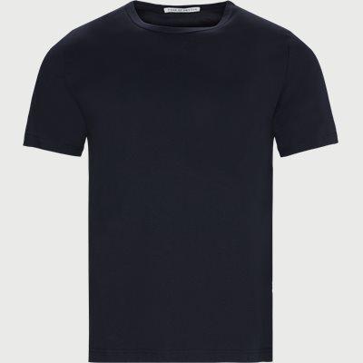 Olaf T-shirt Slim | Olaf T-shirt | Blå