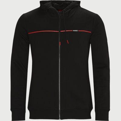 Daple Zip Sweatshirt Regular | Daple Zip Sweatshirt | Sort