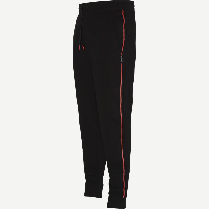 Doaky Sweatpant - Bukser - Regular - Sort