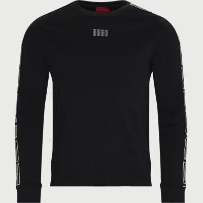 Doby203 Sweatshirt Regular | Doby203 Sweatshirt | Sort