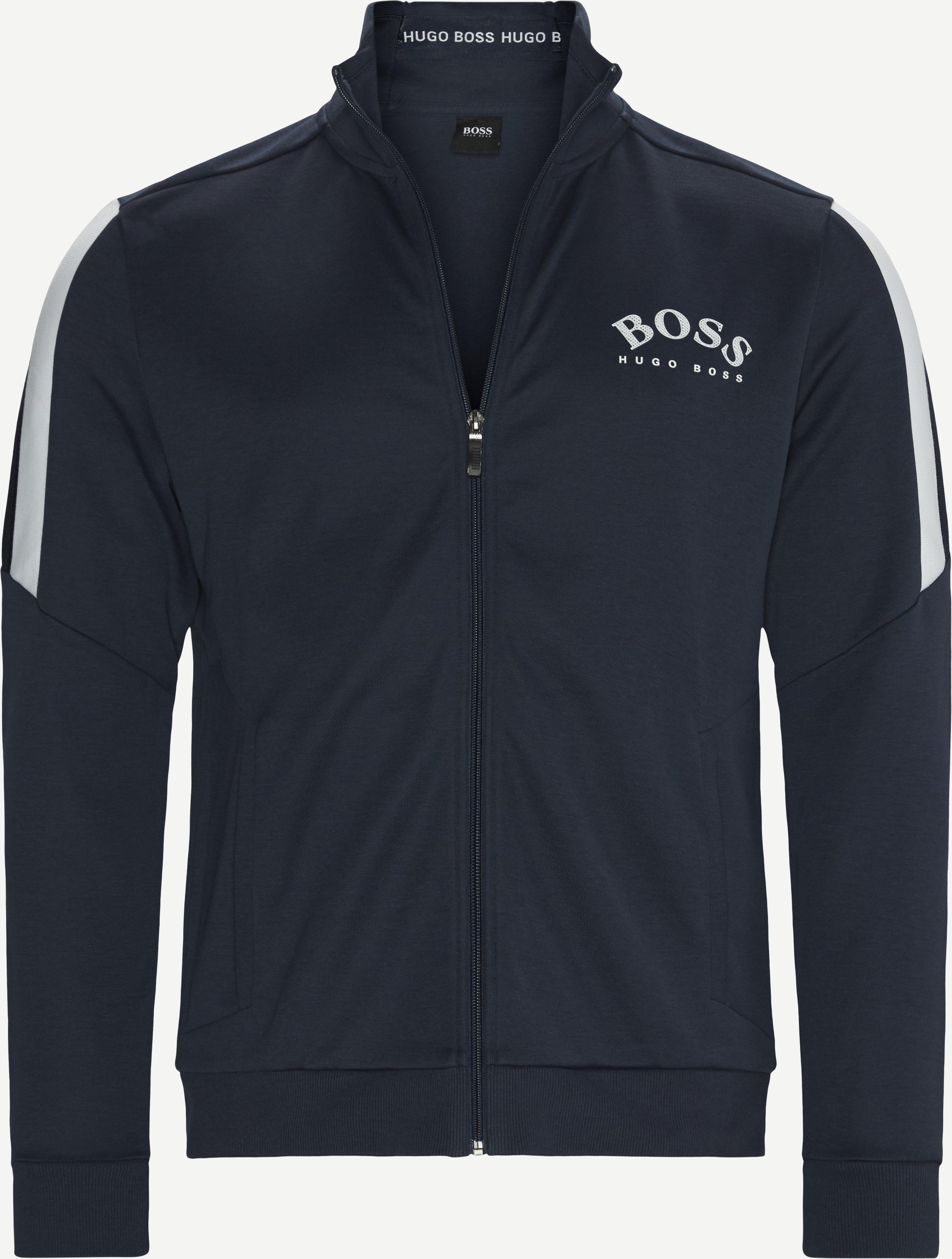 Sweatshirts - Regular - Blue