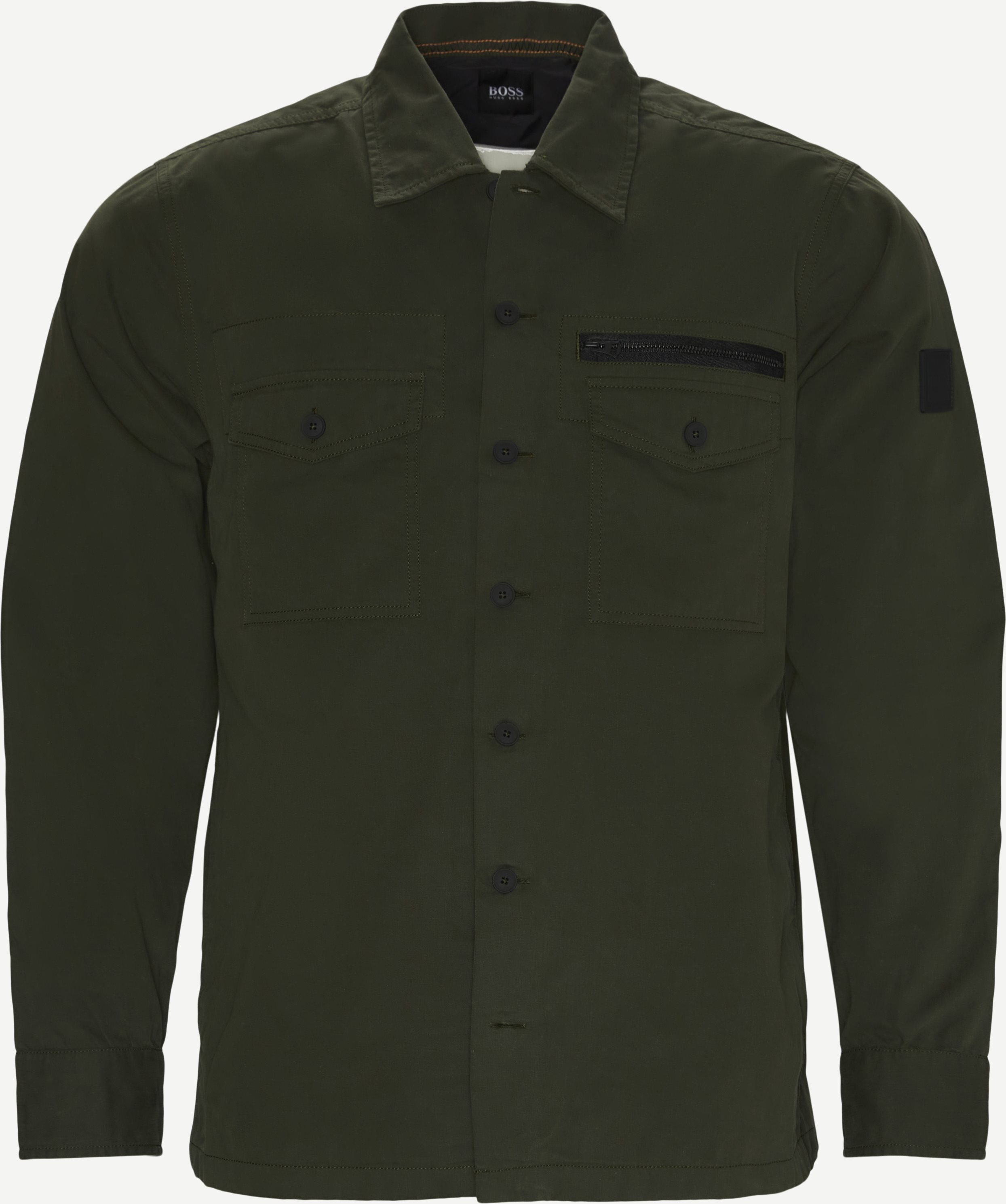 Lovel Skjorte - Skjortor - Regular - Grön