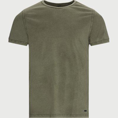 BOSS Casual T-shirt Regular | BOSS Casual T-shirt | Grøn