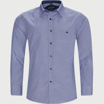 Ausburg Shirt Regular fit | Ausburg Shirt | Blå